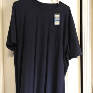 Nautica Navy Blue T-Shirt Never Worn